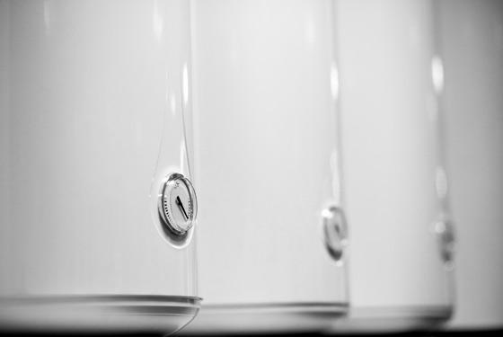 Isolamento boiler